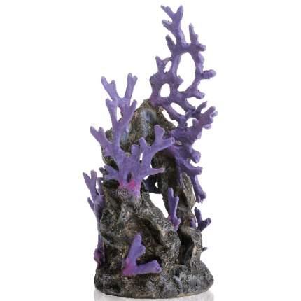 Декорация для аквариума biOrb Reef, орнамент Риф, фиолетовый, 21см