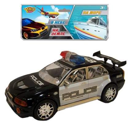 Машинка Инерционная Police Yako Toys M9531