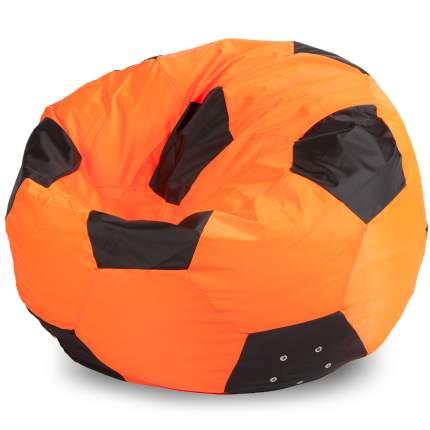 Внешний чехол Кресло-мешок мяч  XL, Оксфорд Оранжевый и черный
