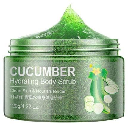 Скраб для тела BioAqua Cucumber Hydrating Body Scrub 120 мл
