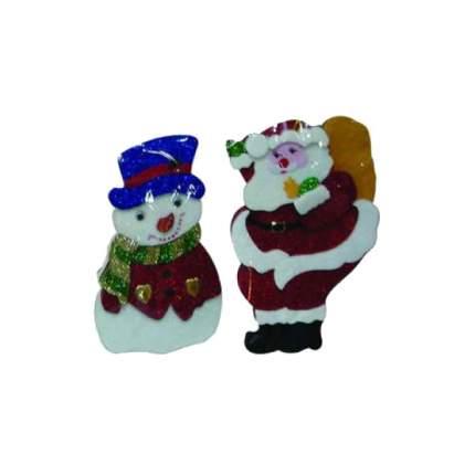 Фигурка новогодняя Snowmen 20 см, в ассортименте