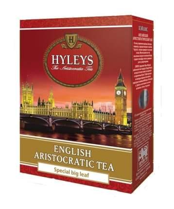Чай черный листовой Hyleys английский аристократический  250 г