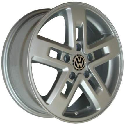 Колесные Диски Replica FR Volkswagen VV21 6,5\R16 5*120 ET50 d65,1 Silver