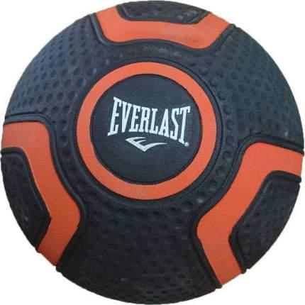 Медицинбол Everlast Rubber 4 кг EVRM6S14 оранжевый/черный