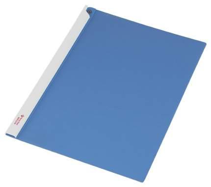 Папка-скоросшиватель Panta Plast Focus С большим клипом А4 Голубой, 30 листов