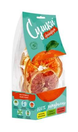 Чипсы фруктовые Биопродукты сушки грейпфрут