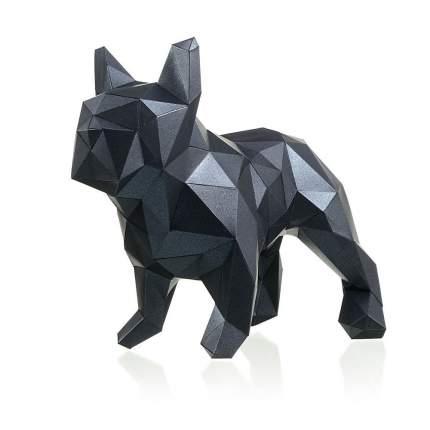 3D-конструктор Paperraz БУЛЬДОГ МАРСЕЛЬ (черный)