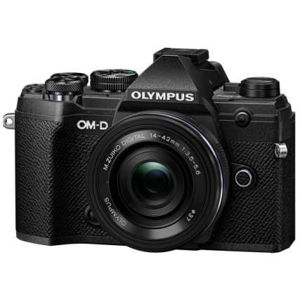 Фотоаппарат системный Olympus E-M5 Mark III BLK 14-42EZ BLK