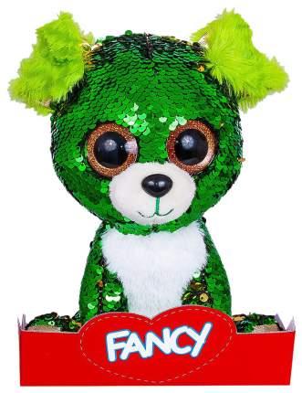 Мягкая игрушка FANCY Щенок Изумруд GMP0P 23 см