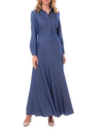 Платье женское Argent VLD903837 синее 44 RU