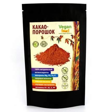Какао-порошок Vegan Food натуральный 100 г