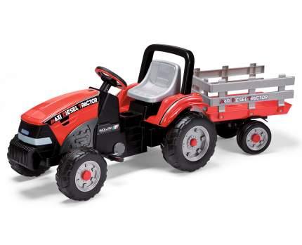 Педальная машина Diesel Tractor Peg-Perego D0550