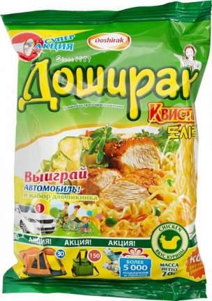 Лапша быстрого приготовления Доширак квисти со вкусом курицы 70 г