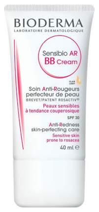 BB и СС средство Bioderma Sensibio AR BB Cream SPF 30+ 40 мл