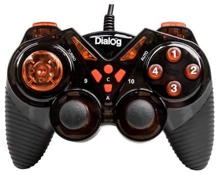 Геймпад Dialog GP-A13 Black/Red