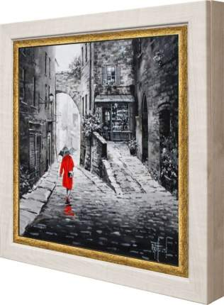 "Ключница ""Richard Telford - A Stroll Through The Old City II"" Клен"