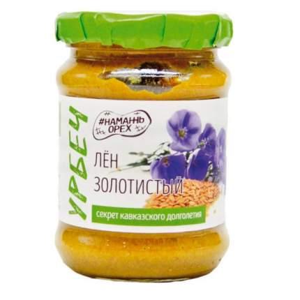 Урбеч Намажь Орех из льна золотистого 250 г