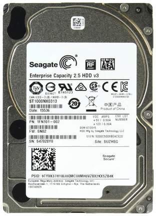 Внутренний жесткий диск Seagate 1TB (ST1000NX0313)