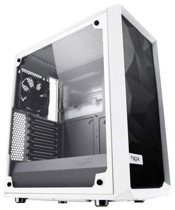 Компьютерный корпус Fractal Design Meshify C TG без БП (FD-CA-MESH-C-WT-TGC) white