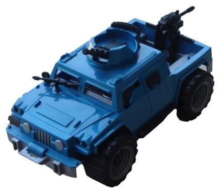 Машинка пластиковая Toybola Джип военный TB-003