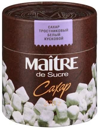 Сахар Maitre de Sucre тростниковый кусковой 270 г
