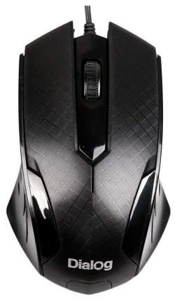 Проводная мышка Dialog MOP-07U Black
