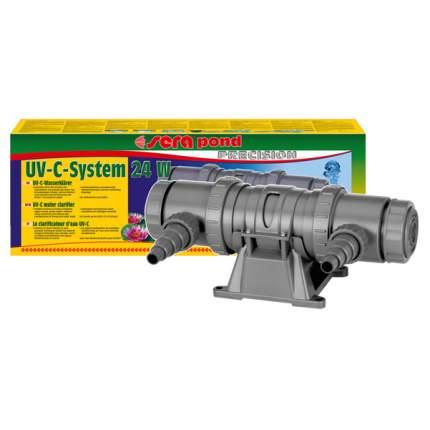 Ультрафиолетовый очиститель для аквариумов Sera UV-C System, 24 Вт