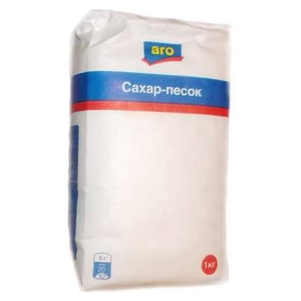 Сахар песок Aro крафт-пакет 1кг