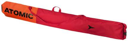 Чехол для беговых лыж Atomic Ski Sleeve, red/bright red, 210 см