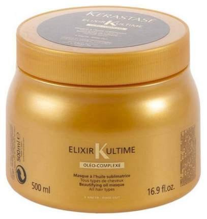 Маска для волос Kerastase Elixir Ultime Beautifying Oil Masque 500 мл