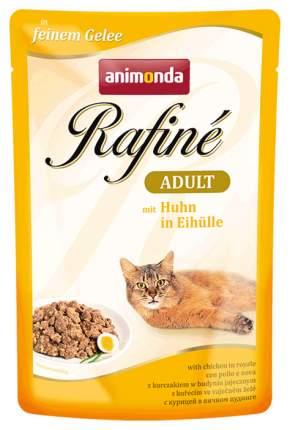 Влажный корм для кошек Animonda Rafine Adult, курица, 24шт, 100г