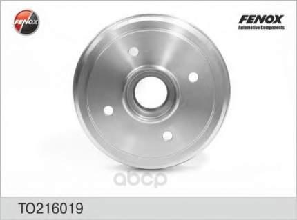 Барабан тормозной FENOX TO216019