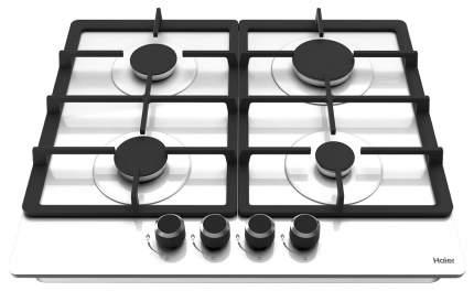 Встраиваемая варочная панель газовая Haier HHX-G64CNW White