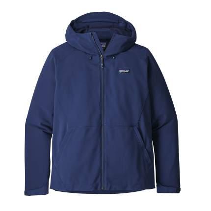 Спортивная куртка мужская Patagonia Adze Hoody, classic navy, M