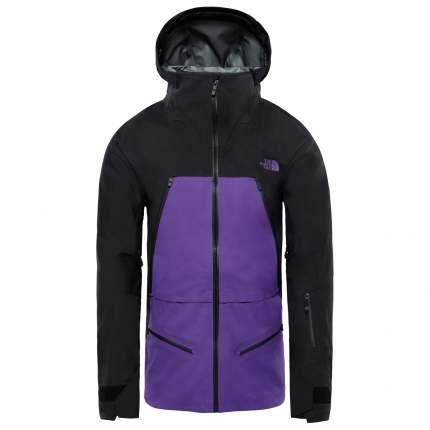 Спортивная куртка мужская The North Face Purist, black/violet, XL