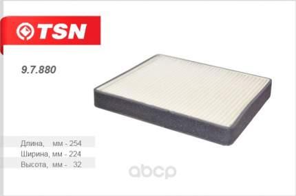 Фильтр воздушный салона TSN 97880