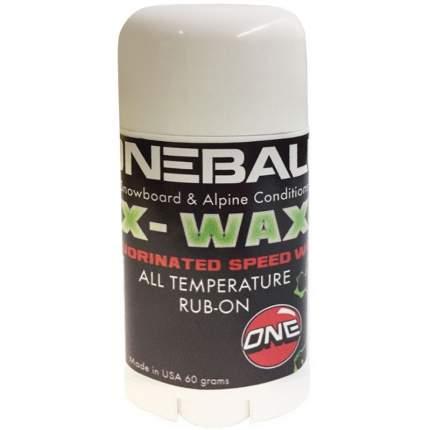 Парафин Oneball X-Wax Push-Up для всех температур 50 г