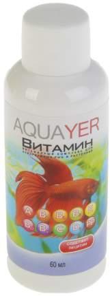 Витамины для рыб Aquayer Витамин 60 мл