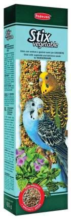 Лакомства для птиц Padovan Stix Vegetable овощные для волнистых попугаев 80 г