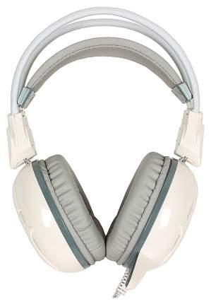 Игровые наушники A4Tech G300 White