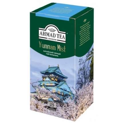 Чай черный Ahmad Tea yunnan mist 25 пакетиков