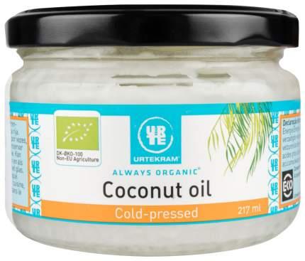 Масло кокосовое Urtekram холодного отжима  органическое 217 мл
