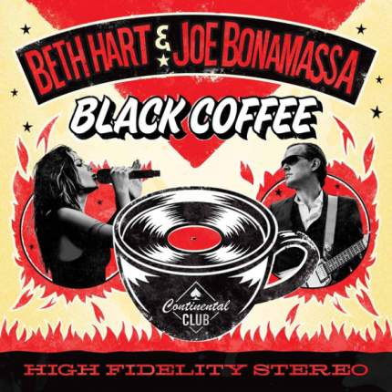 "Виниловая пластинка  Beth Hart & Joe Bonamassa  ""Black Coffee"" (2LP)"