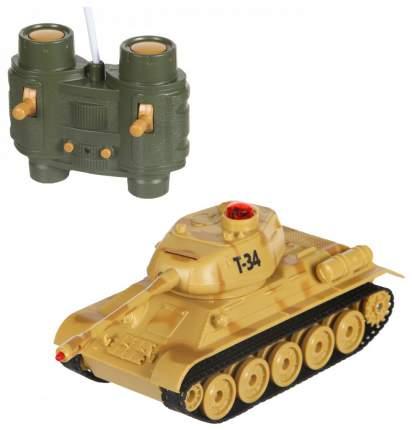 Радиоуправляемый танк Yako Toys Т-34 1:32 звук