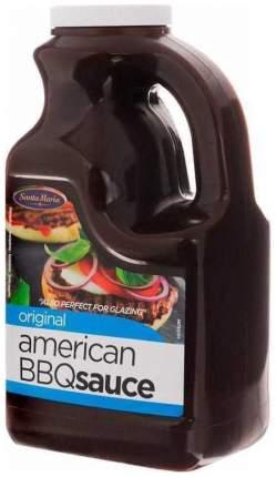 Соус Santa Maria original american bbq sauce для гриля универсальный 2360 г