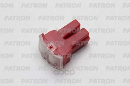 Предохранитель блистер 1шт pfa fuse (pal312) 50a красный 30x15.5x12.5mm PATRON арт. PFS103