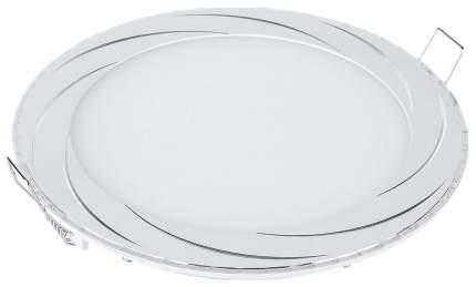 Встраиваемый светодиодный светильник Elektrostandard DLR004 12W 4200K WH Белый a035362