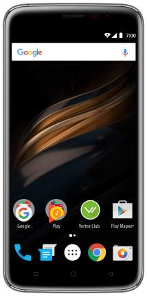 Смартфон Vertex Impress Win 16Gb Gold