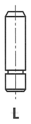 Втулка клапана Nissan 1.7, 2.0 83 Freccia G11136