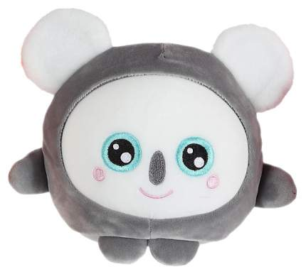 Мягкая игрушка-антистресс 1Toy Squishimals Серая коала 20 см